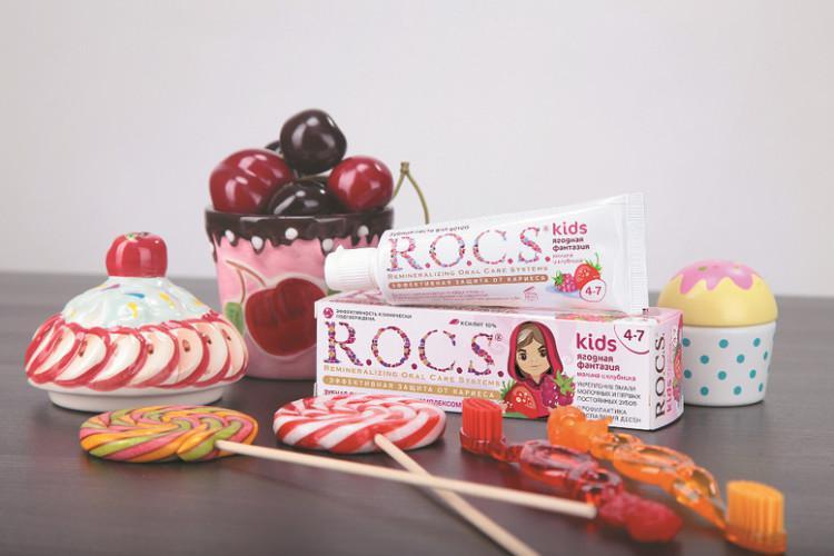 Все товары R.O.C.S. Особенности зубной пасты рокс: преимущества, состав, активные компоненты.