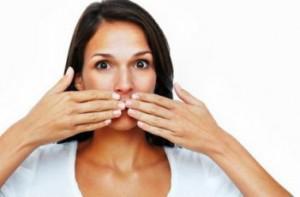 привкус хлорки во рту причины
