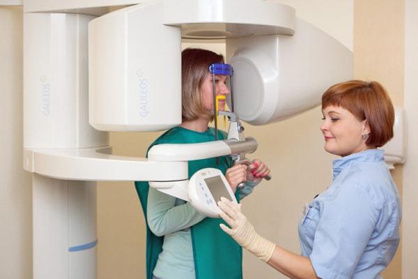 Конусно лучевая томография челюстно лицевой области — Болезни полости рта