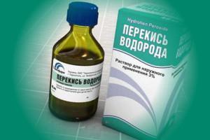 Антисептический раствор: жидкость для полоскания полости рта