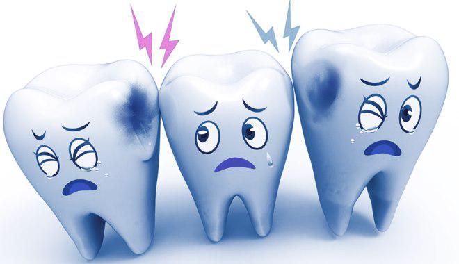Как быстро развивается кариес — Зубы