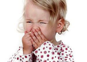 У ребенка со рта запах ацетона