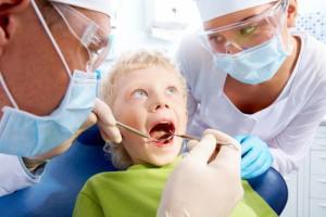 Обезболивание при кариесе у детей
