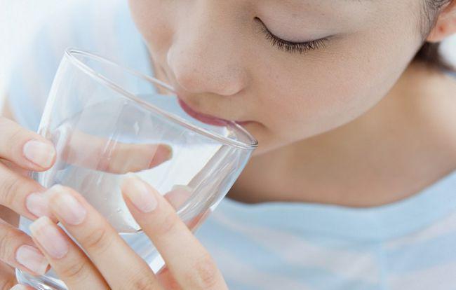 Привкус перекиси водорода во рту