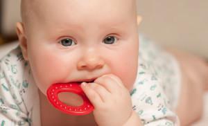 Температура у ребенка при прорезывании зубов