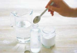 Полоскание содой при зубной боли и воспалении полости рта, солевой раствор